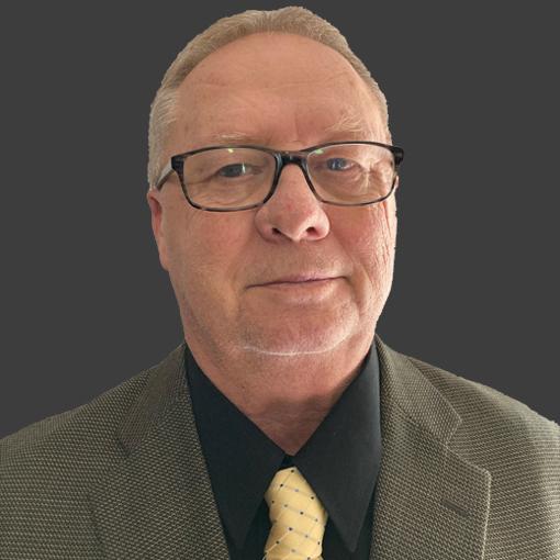 Chuck Adams CSPM, PSP