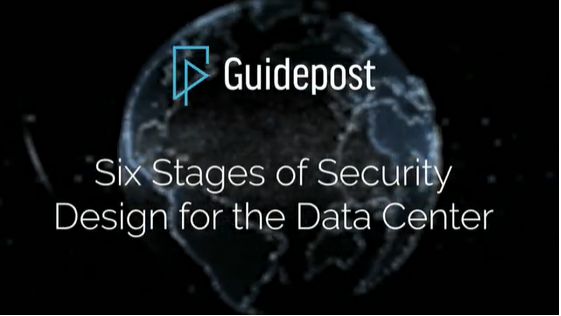 Six Stages of Security Design for Data Centers